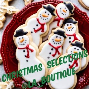 Accessories - Winter & Christmas Selections